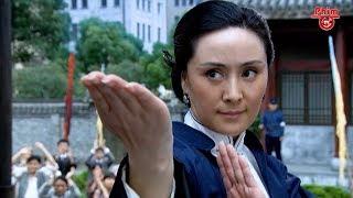 Bà Già Sở Hữu Kungfu Khủng Khiến Cả Bến Thượng Hải Run Sợ Vì Tốc Độ Ra Đòn Chóng Mặt   Mã Vĩnh Trinh