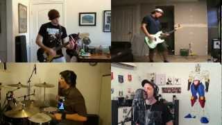 "Anti-Flag - ""One Trillion Dollar$"" Collaborative Cover By Far As Hell (HD)"