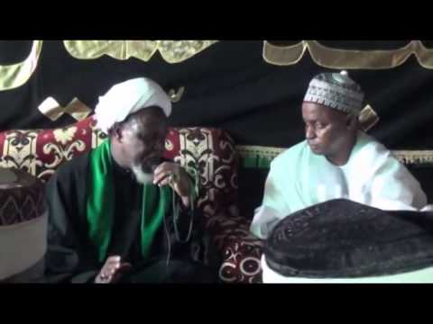 Condolence Visit by S S G  of Kaduna State