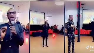 Sanekh et Pape Mbaye Gordjiguene: La vidéo Buzz