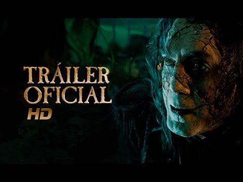Trailer Piratas del Caribe: La venganza de Salazar