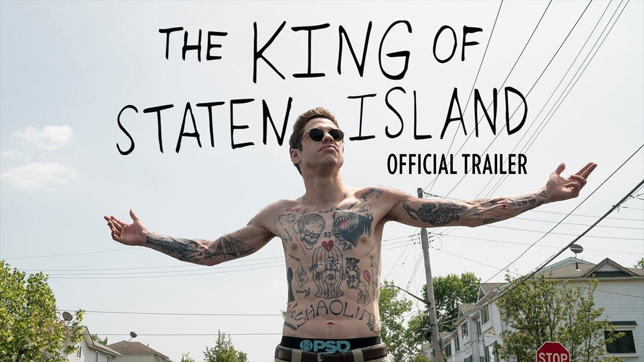Трейлер фильма Король Статен-Айленда