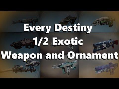 Destiny 2 Forsaken  NEW EXOTIC GAMEPLAY! Wall Hack Bow