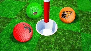 THE CLOSEST GOLF BATTLE EVER! (Golf It)
