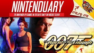 007: The World Is Not Enough Review in 2018 - Classic Nintendo 64 NINTENDUARY   Kholo.pk