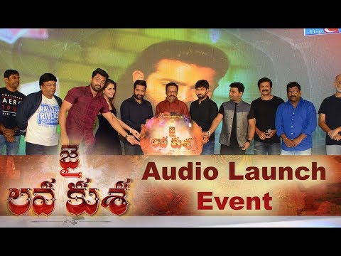 Jai Lava Kusa Audio Launch Full Video