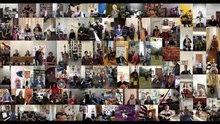 """Nuovo ponte di Genova: """"il Rispetto"""", il minuto di silenzio dedicato da 90 musicisti genovesi"""