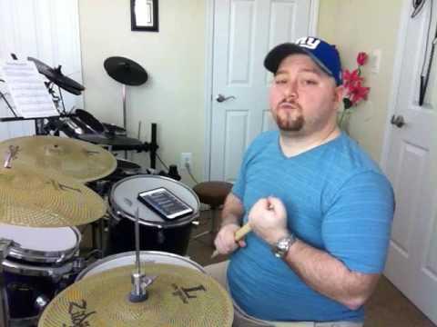 "Zac Treby's Drum Studio International: ""40 Rudiments: Pataflafla"""