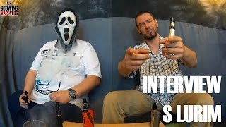 Host v atelieru - interview s Lurim (CZ)