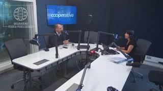 Radio Cooperativa I Paula Molina entrevista a Nicolás Freire