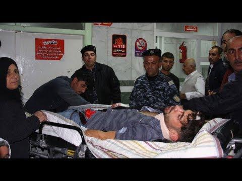 Reportan al menos 335 muertos y 2500 heridos luego del sismo entre Irán e Irak