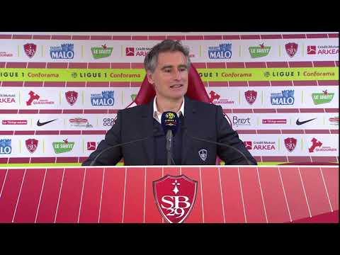 Brest 1 - 1 Bordeaux : la réaction des coaches