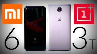 Xiaomi Mi 6 vs OnePlus 3T Camera Comparison (in-depth)