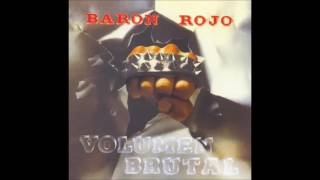 Barón Rojo - Volumen Brutal (1982) [Full album]
