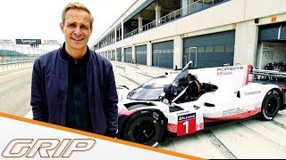Das schnellste Auto der Welt - Porsche 919 Hybrid #449 | GRIP