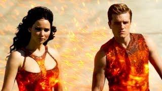 Tráiler Inglés Subtitulado en Español The Hunger Games: Catching Fire
