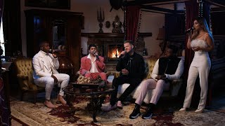 PENTATONIX - COFFEE IN BED (LIVE ON THE LATE LATE SHOW)
