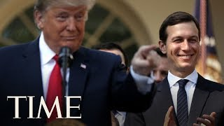 Jared Kushner Has Paid Almost No Federal Income Tax In Years: Report   TIME