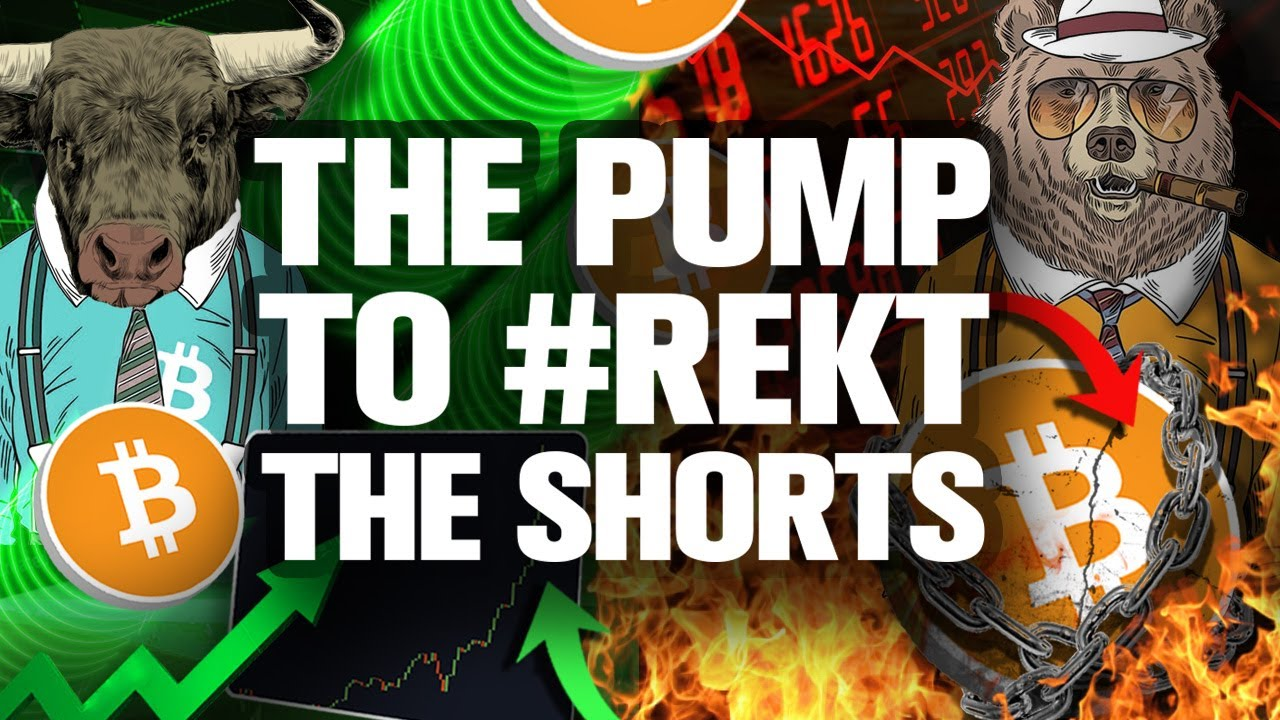BITCOIN Shorters About to Get REKT! Pump Incoming!