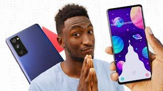 The Samsung Galaxy S20 FE 5G: Hear Me Out!