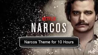 Narcos Theme Song For 10 Hours