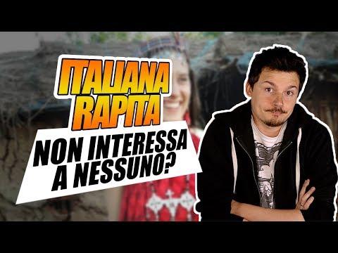Silvia Romano: il rapimento non interessa a nessuno?