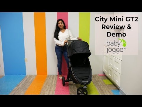 Baby Jogger City Mini GT2: In-Depth Review & Demo!