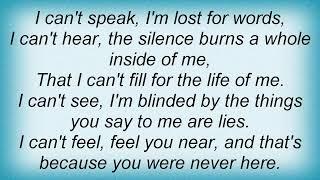 Acceptance - Torn Inside Lyrics