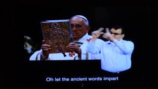 Liturgy of the Word in ASL: 32nd Sunday of Ordinary Time, 11/08/2015
