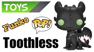 Funko Pop - How To Train Your Dragon 2 Toothless Review