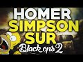 Homer Simpson joue a Black Ops 2 !