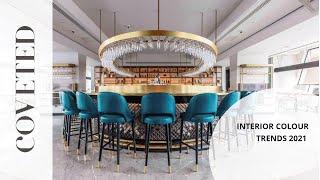 Home Interior Color Trends 2021