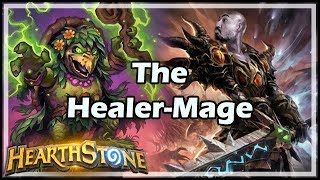 The Healer-Mage - Witchwood / Hearthstone