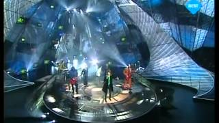 Love shine a light - United kingdom 1997 - Eurovision songs with live orchestra