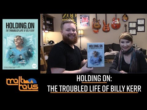 Holding On:The Troubled Life of Billy Kerr - Session Review
