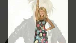 Miley Cyrus aka Hannah Montana - its all right here (full song) + miley pixs