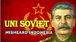 USSR Anthem Misheard Indonesia (RUSIA Anthem Misheard Indonesia)