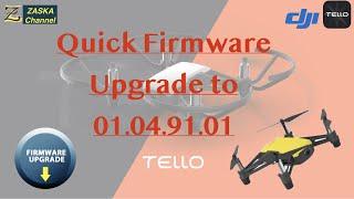 ryze tello firmware update - मुफ्त ऑनलाइन वीडियो