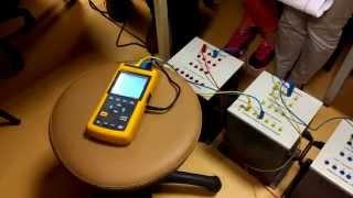 Elektrik Tesisleri Laboratuvarı Harmonikler Deneyi