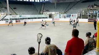 NB Mavericks vs Halifax Hurricanes , Playoff Game #1 , ECJLL , July 12th 2017