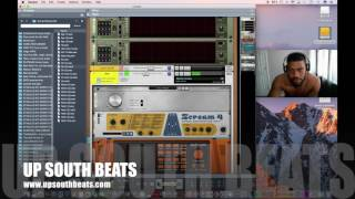 How to mix 808s in reason 9