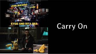 Kygo & Rita Ora | One Hour | Carry On