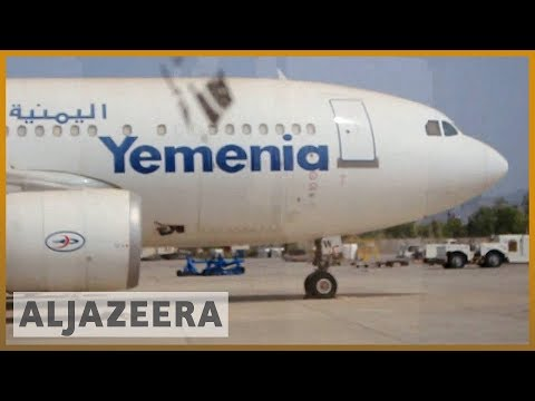 🇾🇪UAE-backed separatists block Yemen airline from refuelling l Al Jazeera English