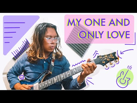 """A solo rendition of """"My One and Only Love""""  I love teaching jazz standards and how to find joy in arranging them for solo guitar."""