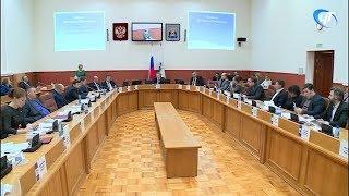 Дума Великого Новгорода приняла сегодня в первом чтении бюджет на будущий год