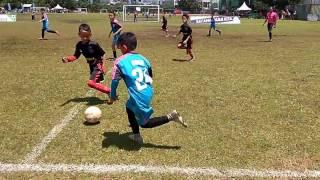 First Half - SCSS vs Bina Taruna Rawamangun - IJSL Festival 2017 U-10
