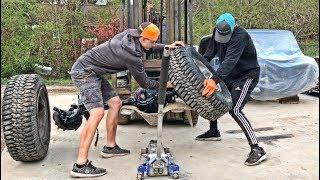 Rebuilding A Wrecked Jeep Rubicon Part 10