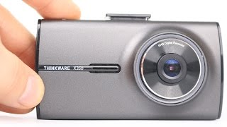 Thinkware Dash Cam Х350 - Корейский Full HD видеорегистратор