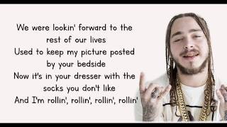Post Malone   Better Now   Lyrics