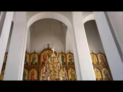 Храм на белорусской лавка